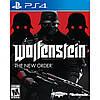 Wolfenstein: The New Order (Тижневий прокат запису)