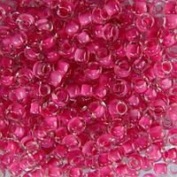 Чешский бисер для рукоделия Preciosa (Прециоза) оригинал 50г 33119-38325-10 Розовый