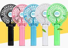 Вентилятор ручной USB на Аккумуляторе 18650 портативный Fan Акция !!!