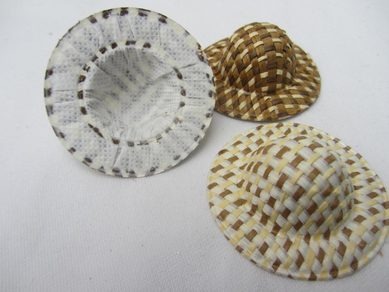 Шляпки, д-5 см, в-1,5 см 8/10 (цена за 1 шт. +2 грн.)