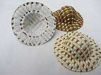 Шляпки, д-5 см, в-1,5 см 8/10 (цена за 1 шт. +2 грн.), фото 1