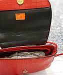 Красная сумочка с камушками, фото 6