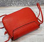 Красная сумочка с камушками, фото 9