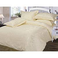 Комплект постельного белья Terry Lux Евро Сатин жаккард семейный арт.8103