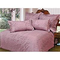 Комплект постельного белья Terry Lux Евро Сатин жаккард семейный арт.8110