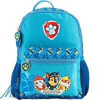 Дошкольный рюкзак для девочки Kite Paw Patrol PAW18-534ХS (2-5 лет), фото 1