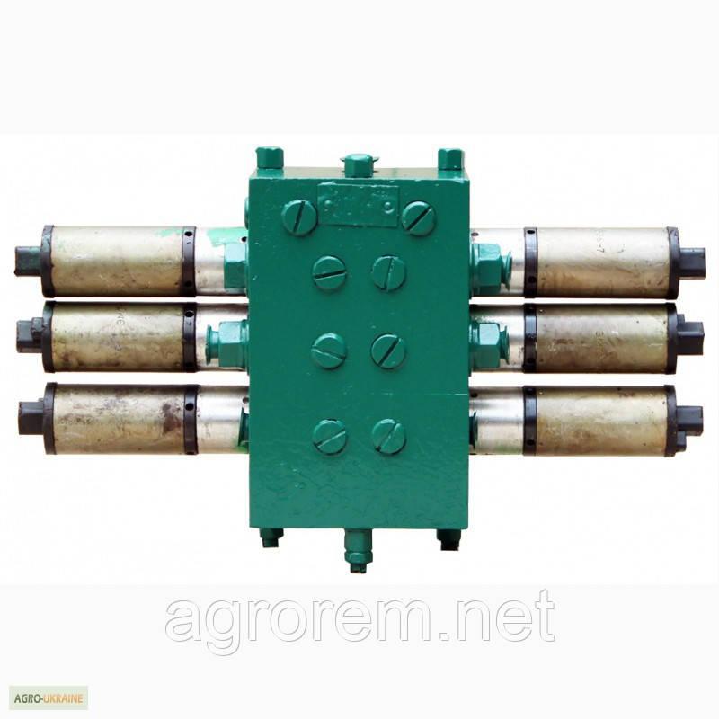 Гидрораспределитель 3РЭ50-02 (3 секции) (Дон-1500, Дон-680)