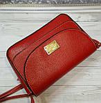 Модная красная сумочка, фото 2