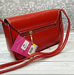 Модная красная сумочка, фото 3