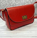 Модная красная сумочка, фото 5