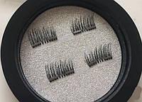 Магнитные ресницы 2 магнита на уголки OPT, фото 1