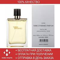 Hermes Terre D'Hermes EDT 100ml TESTER (туалетная вода Гермес Терре Де Гермес тестер )