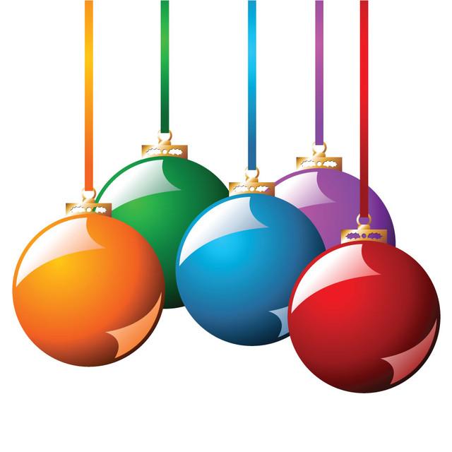 Новогодние шары (принт и роспись) ,шар пластик