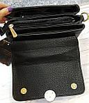 Стильная черная женская сумка , фото 6