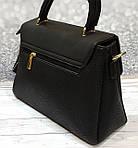 Стильная черная женская сумка , фото 8