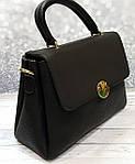 Стильная черная женская сумка , фото 3