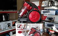 Контейнерный Пылесос Promotec 655 Циклонного Типа 3000W