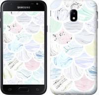 "Чехол на Samsung Galaxy J2 2018 Мрамор 4 ""3865c-1351-5948"""
