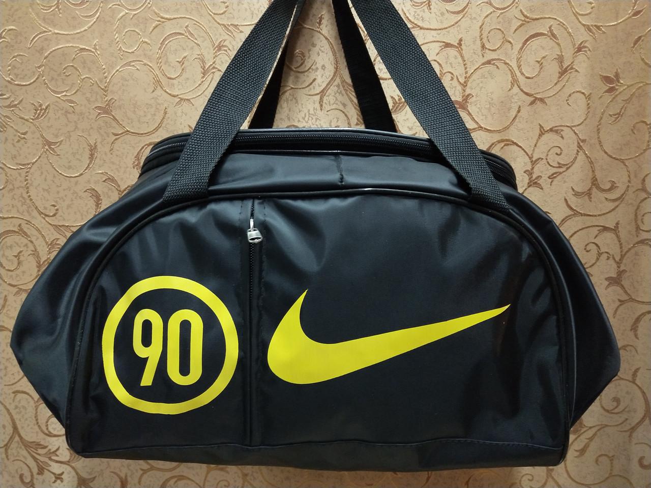 Спортивна Сумка nike чорний(тільки оптом)жіночі сумка/спорт сумки/Жіноча спортивна сумка
