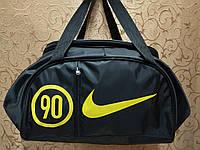 Сумка спортивная nike черный(только оптом)женские сумка/спорт сумки/Женская спортивная сумка