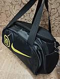 Спортивна Сумка nike чорний(тільки оптом)жіночі сумка/спорт сумки/Жіноча спортивна сумка, фото 2