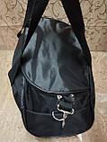 Спортивна Сумка nike чорний(тільки оптом)жіночі сумка/спорт сумки/Жіноча спортивна сумка, фото 3