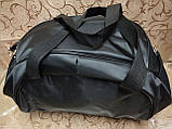 Спортивна Сумка nike чорний(тільки оптом)жіночі сумка/спорт сумки/Жіноча спортивна сумка, фото 4