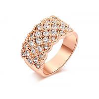 Классическое кольцо кристалл, фото 1