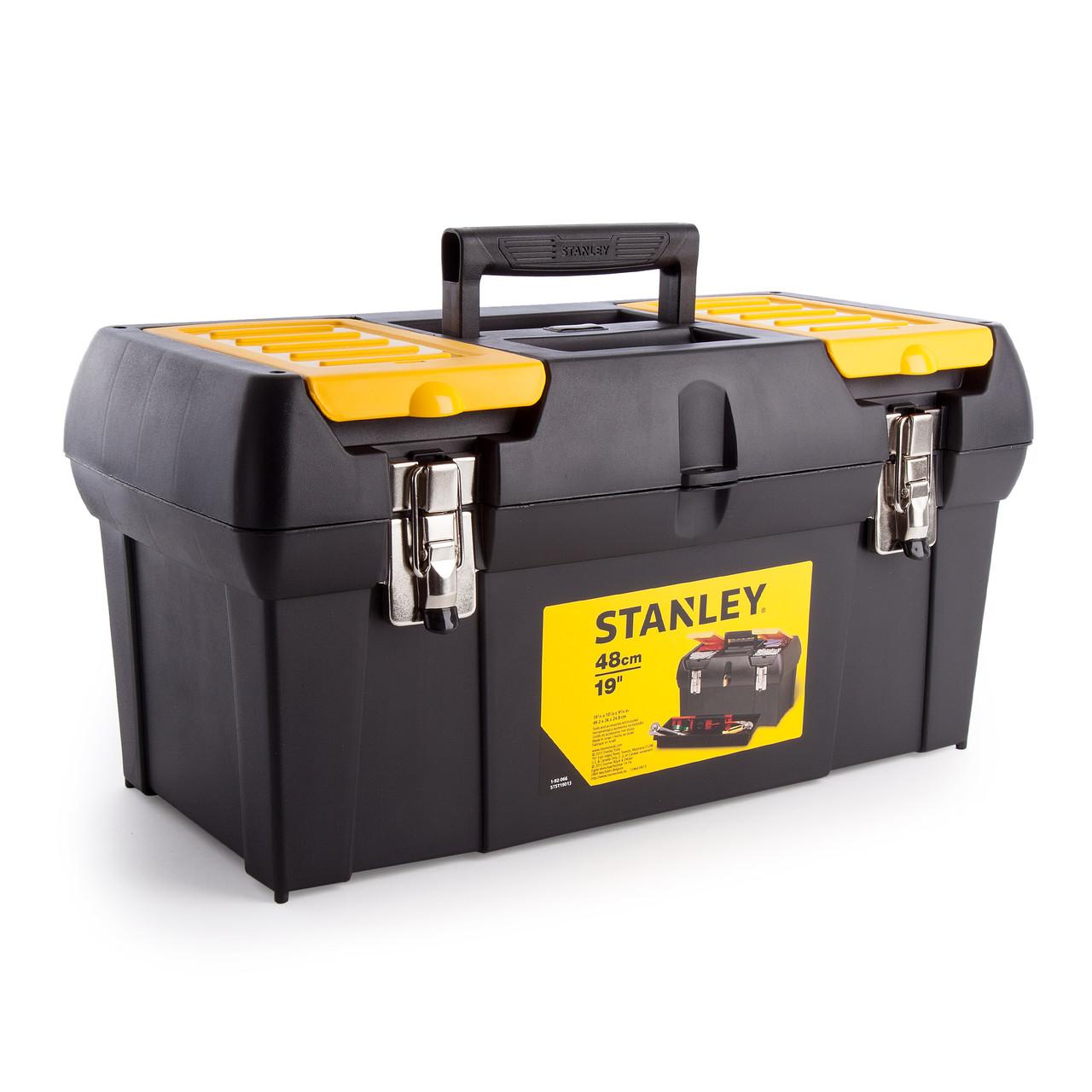 Ящик для инструмента Stanley 2000 1-92-066 - Торговый дом «Укрсервис» в Виннице