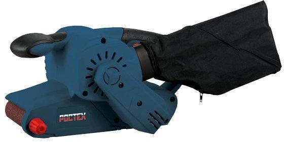 Ленточная шлифмашина РОСТЕХ ЛШ 7685 850 Вт, 76х457 мм, 300 об/мин., 4 кг BPS, фото 2