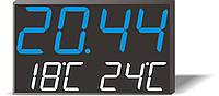 Электронные часы-термометр Миг-10_6TT