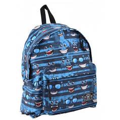 Рюкзак молодежный ST-17 Crazy feelings, 42*32*12 (555006)