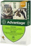 Bayer Advantage 40, 1 пипетка