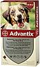 Bayer Advantix для собак от 10 до 25 кг, 1 пипетка