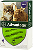 Bayer Advantage 80, 1 пипетка