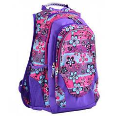 Рюкзак молодежный Т-27 Wildflowers, 46*37*20 (554936)