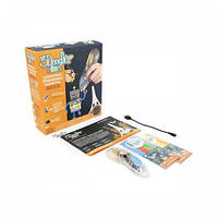 3D-ручка 3Doodler Start для детского творчества - КРЕАТИВ (48 стержней, прозрачная) 8SPSESCL3R