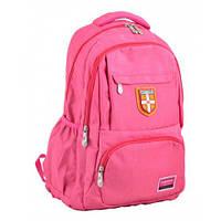 Рюкзак молодежный CA 145, 48х30х15, розовый (13765-10)