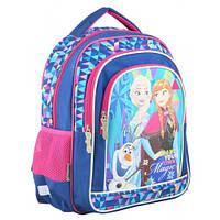 Рюкзак школьный 1 Вересня S-22 Frozen, 37*29*12 (555269)