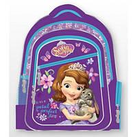 Рюкзак школьный 1 Вересня S-23 Sofia, 37*29*12 (555271)