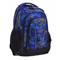 Рюкзак школьный Smart SG-24 City, 39*29*17 (555409)