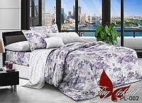 Двуспальный комплект постельного белья с компаньоном PL002