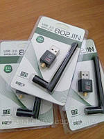Антена WIFI USB 802.1 IN WF-2