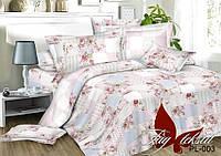 Двуспальный комплект постельного белья с компаньоном PL003