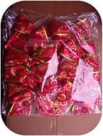 УКРАШЕНИЕ БАНТ Новогодний 12 см 10 шт/в уп. есть 5 расцветок . красн