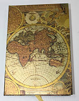 "Блокнот JO 80стр. ""Карта"" HDU080 (10*14)     139211"