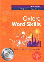 Книга Oxford Word Skills Intermediate with answer key and CD-ROM
