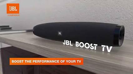 Саундбар JBL Boost TV Black (BOOSTTV/230), фото 2