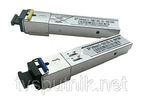 SFP module TelStream D-хххх/1.25G-SC-3KM DDM (1310 и 1550нм, SC)