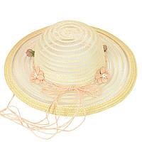 Шляпа 22017-14 бежевый
